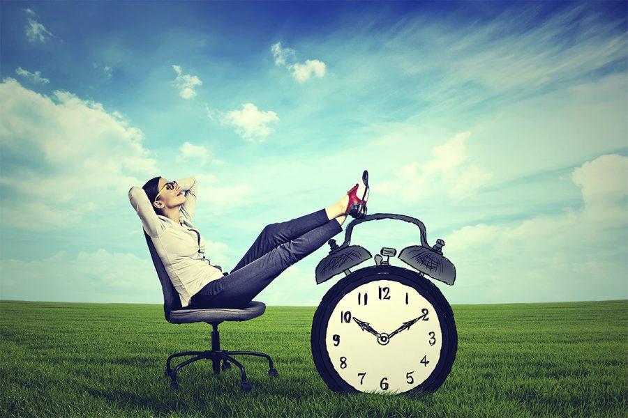 gestion del tiempo