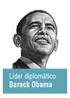 Barack Obama Lider diplomatico