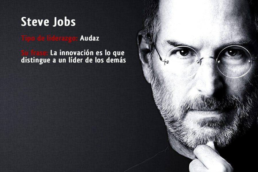 liderazgo Steve Jobs
