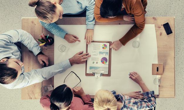 Claves para realizar reuniones de equipos eficientes. Fase central