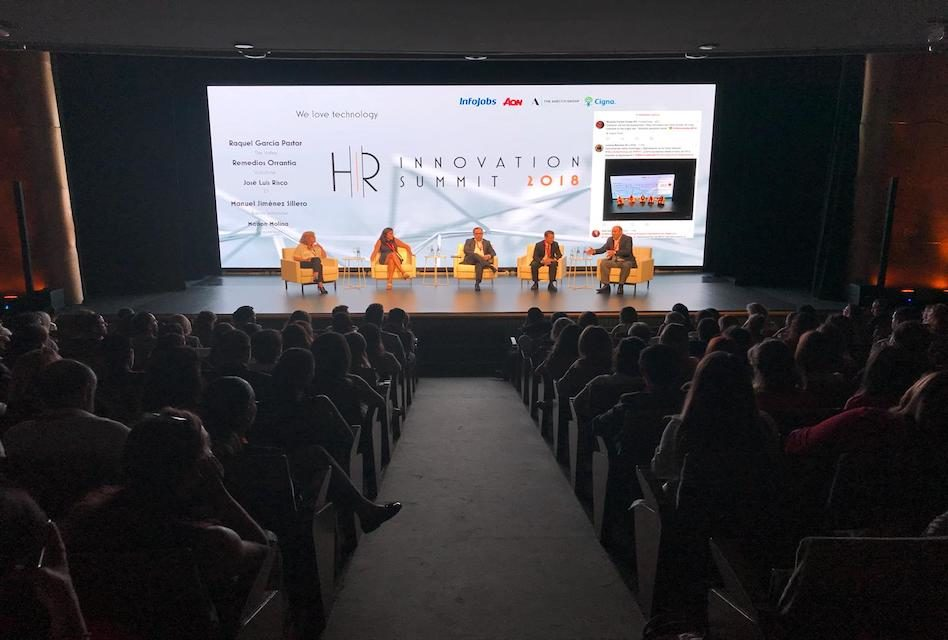 Competencias del Siglo 21 estuvo en el HR Innovation Summit 2018