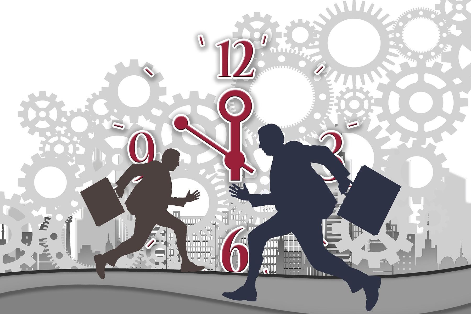 Skills21: Gestión del Tiempo y del Estrés