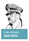 Adolf Hitler lider dictador
