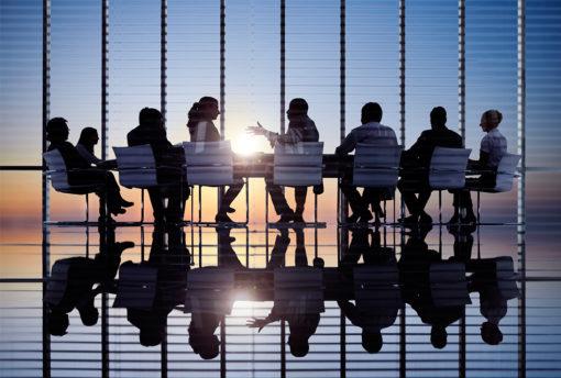 trabajo equipo reunion