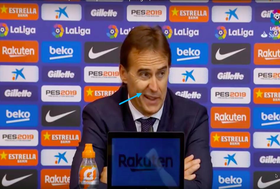 Lo que no nos dice Lopetegui sobre los jugadores del Real Madrid
