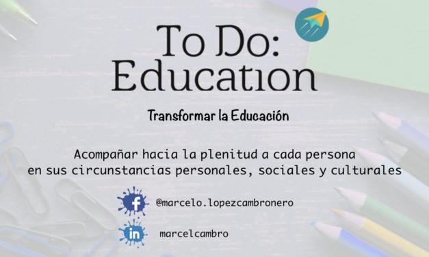 Cómo Transformar la Educación