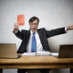 Diez hábitos que los malos jefes deberían desactivar