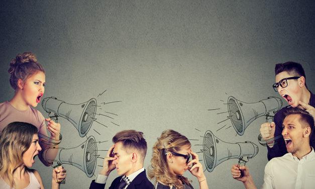 Oratoria: Cómo gestionar un plúblico difícil u hostil